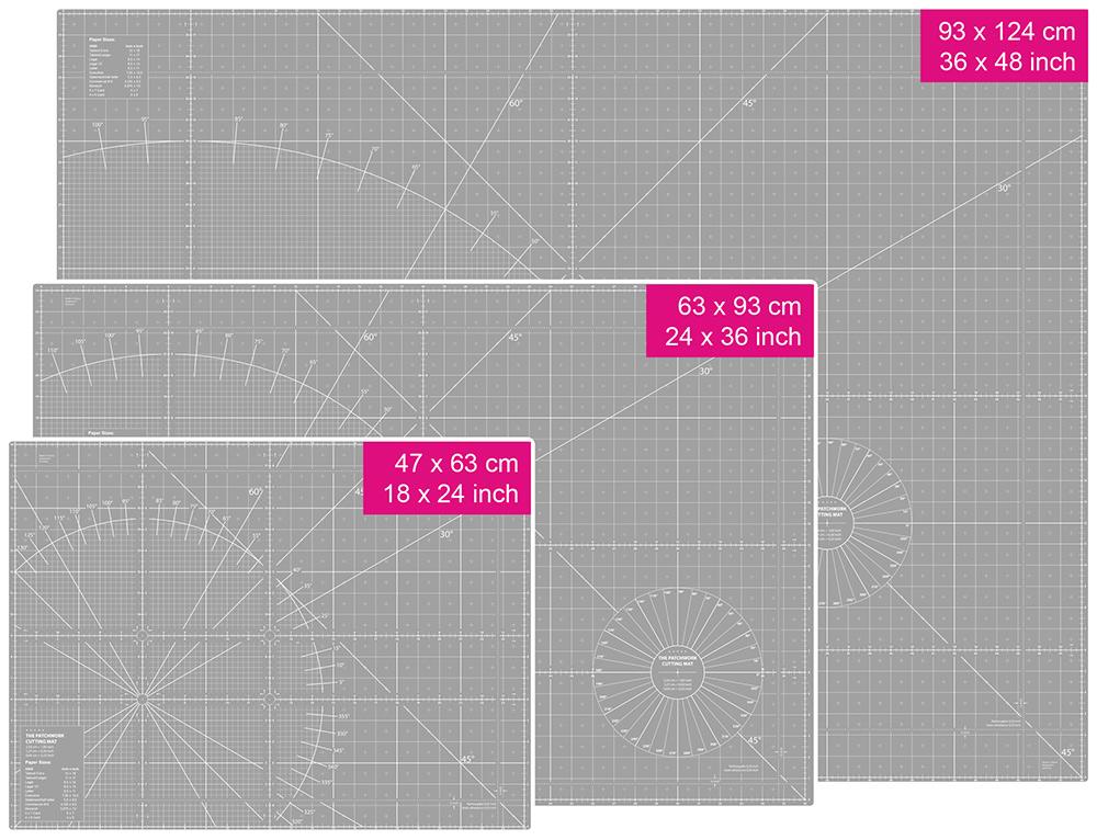 Schneidematten Cuttingmats verschiedenene Größen